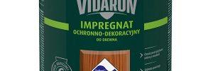 Защитно-декоративная пропитка древесины составом Vidaron Impregnat