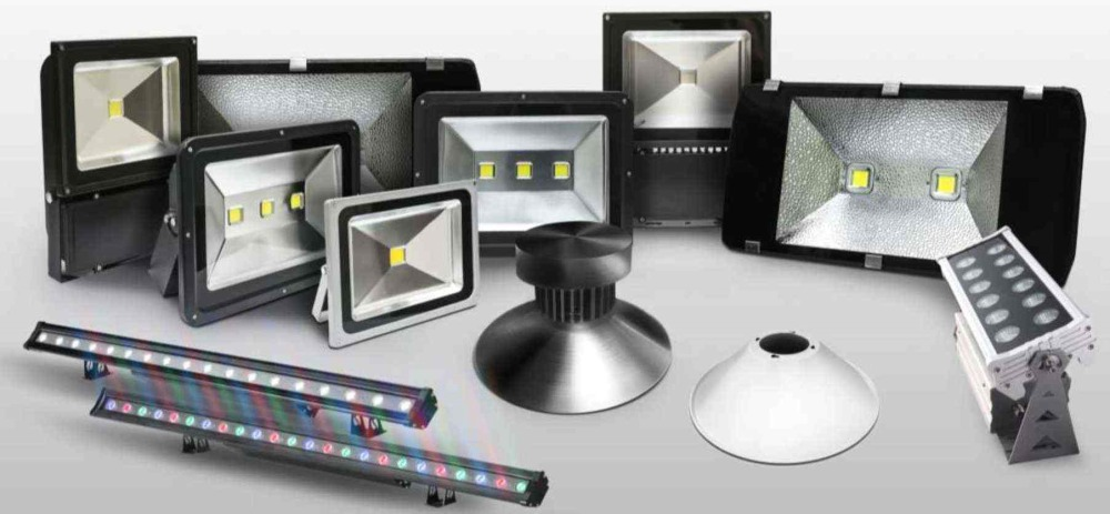 Светодиодные-уличные-прожекторы