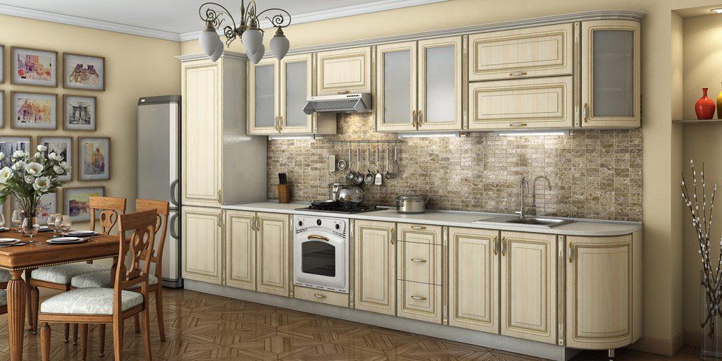 Стильная-кухонная-мебель
