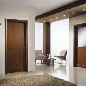 Для какого стиля интерьера подойдут стеклянные двери?