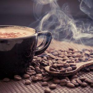 Время выпить чашечку кофе