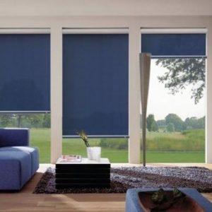 Тканинні ролети — затишок та тепло вашего будинку