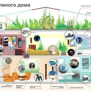 Возможности смарт дома («умного дома»)