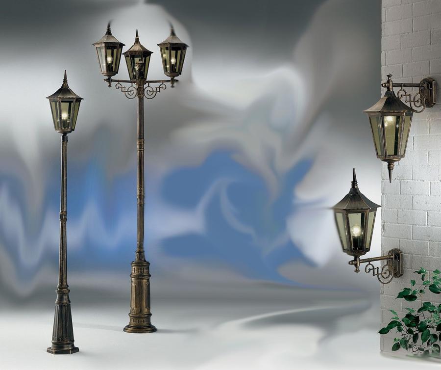 Уличные-светильники