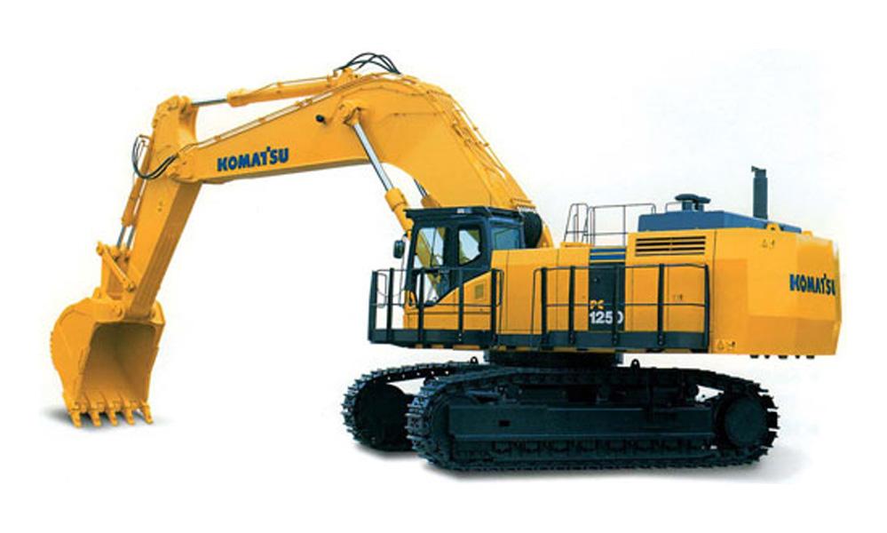 Komatsu-PC1250-7