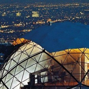 Геодезический купол как архитектурное сооружение