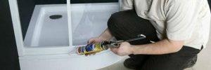 Ремонт поддонов душевых кабин своими руками: какие бывают поломки и как их устранить?