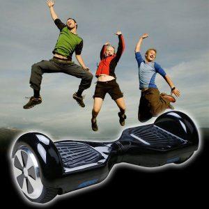 Гироскутер как современное средство передвижения