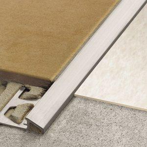 Алюминиевый Т — образный профиль для напольных покрытий, столешниц итд.