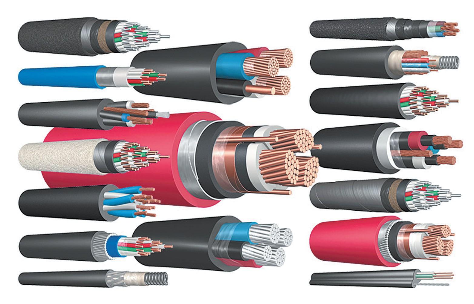 kabel medniy silovoy