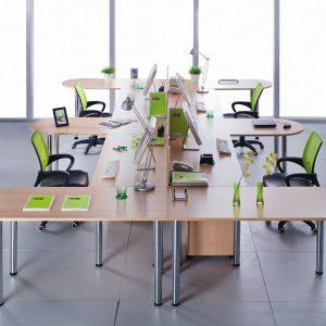 В чем состоит выбор правильной мебели для офиса