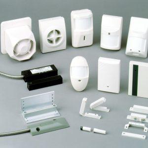 6 различных типов датчиков, которые используются системами домашней сигнализации для обнаружения вторжения.