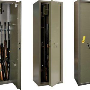 Правильное хранение огнестрельного оружия