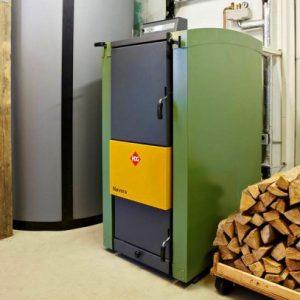 Преимущества котлов длительного горения на дровах