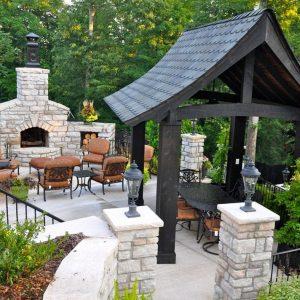 Садовая архитектура — наша зона отдыха и развлечений