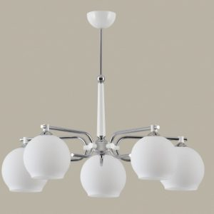 Модное домашнее освещение — люстры, светильники, плафоны