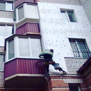Утепление внешних стен от профессионалов компании «Тепла Квартира»