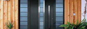Как выбрать входные двери в частный дом: главные советы