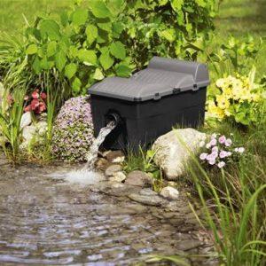Насосы и фильтры для прудов