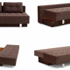 Виды раскладных диванов — евродиван и диван-раскладушка