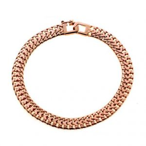 Мужские браслеты из золота