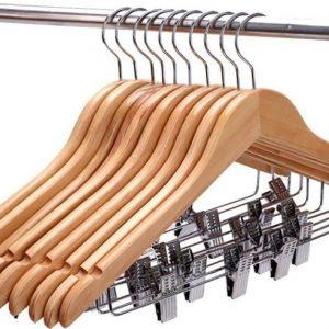 Качественные вешалки для одежды от производителя