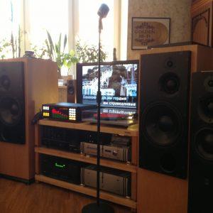 Современная аудиотехника  – караоке система для дома