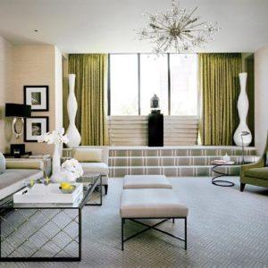 Современный дизайн интерьера в квартире – арт-деко
