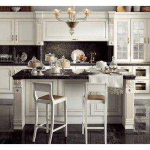 Белые кухни на заказ