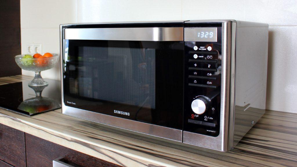 Samsung-Smart-Oven-микроволновка-мультипечь-с-грилем