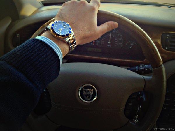 Rolex16613LB