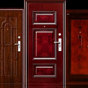 Бронированные и межкомнатные двери в большом ассортименте