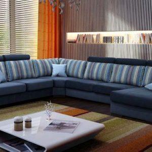 Какой диван лучше: угловой или прямой?