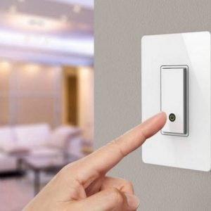 Большой выбор современных комнатных выключателей