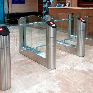 Турникеты безопасности смягчают несанкционированный доступ