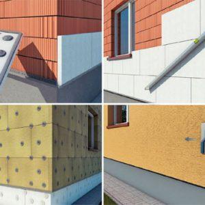 Качественные фасадные работы от компании – утепление, отделка