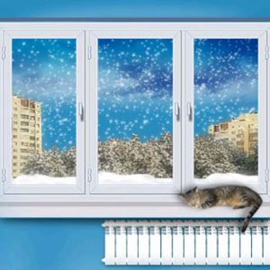 Пластиковые окна — комфорт в доме
