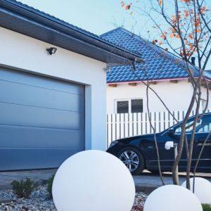 Качественные гаражные ворота КАРТЕК по доступной цене