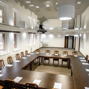 Преимущества аренды современных конференц-залов