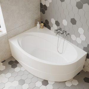 Акриловые ванны — преимущества и как выбрать
