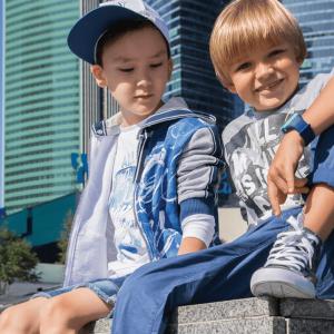 Радостный мир детской моды