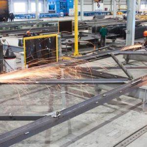 Прочность металлоконструкций и качественный монтаж от надёжной компании