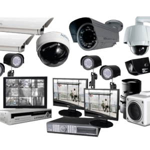 Видеонаблюдение с профессиональными мониторами