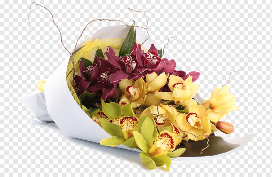 png-transparent-floral-design-flower-bouquet-cut-flowers-orchids-boat-orchid-bouquet-of-orchids-love-flower-arranging-food