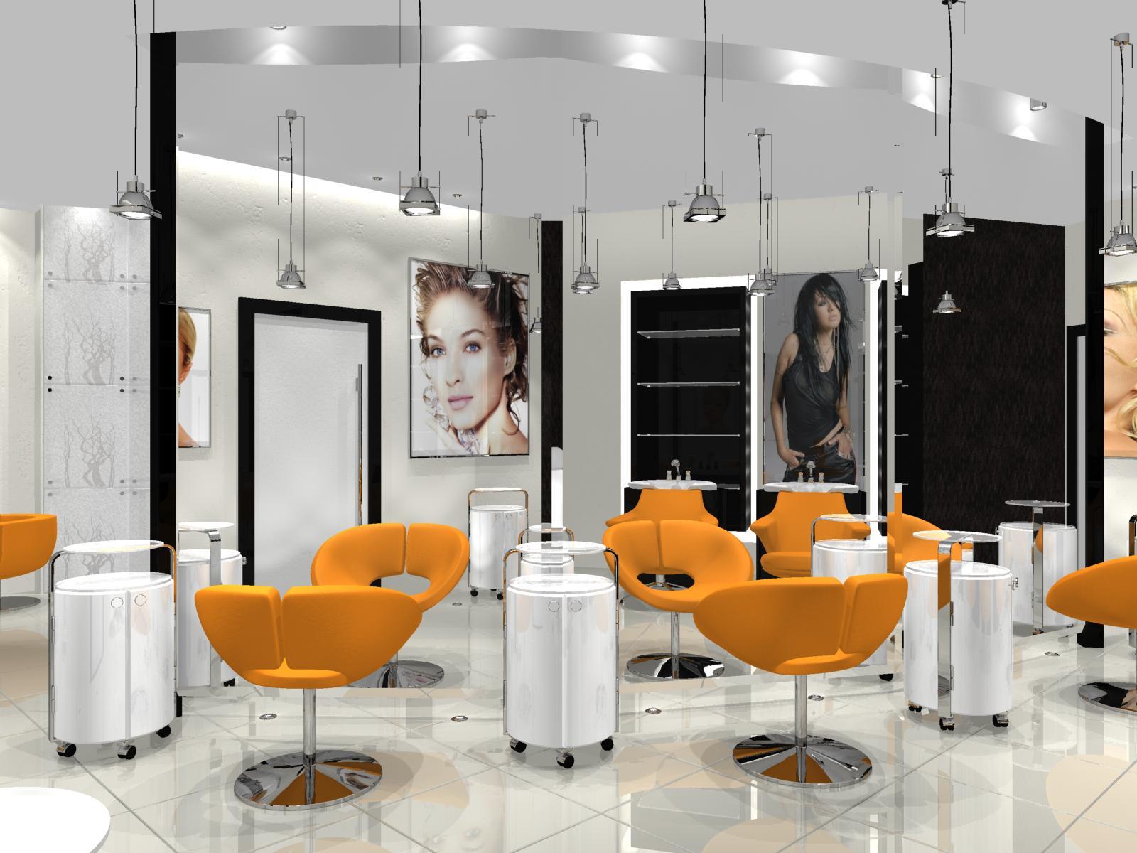 Dizajn salonov krasoty interer idei