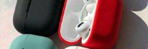 Чехлы для наушников Apple AirPods — элегантный дизайн, надёжная защита