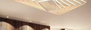 Современные светодиодные люстры. Правильный выбор для интерьера Вашего жилья. Светодиодные люстры с пультом управления, регулировкой оттенков и яркости