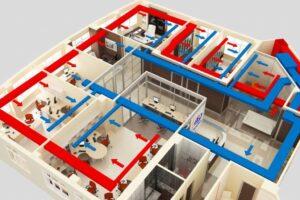 ventilatie systeem 1