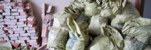 Вывоз мусора в Киеве после демонтажа