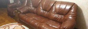 Как оживить старый диван